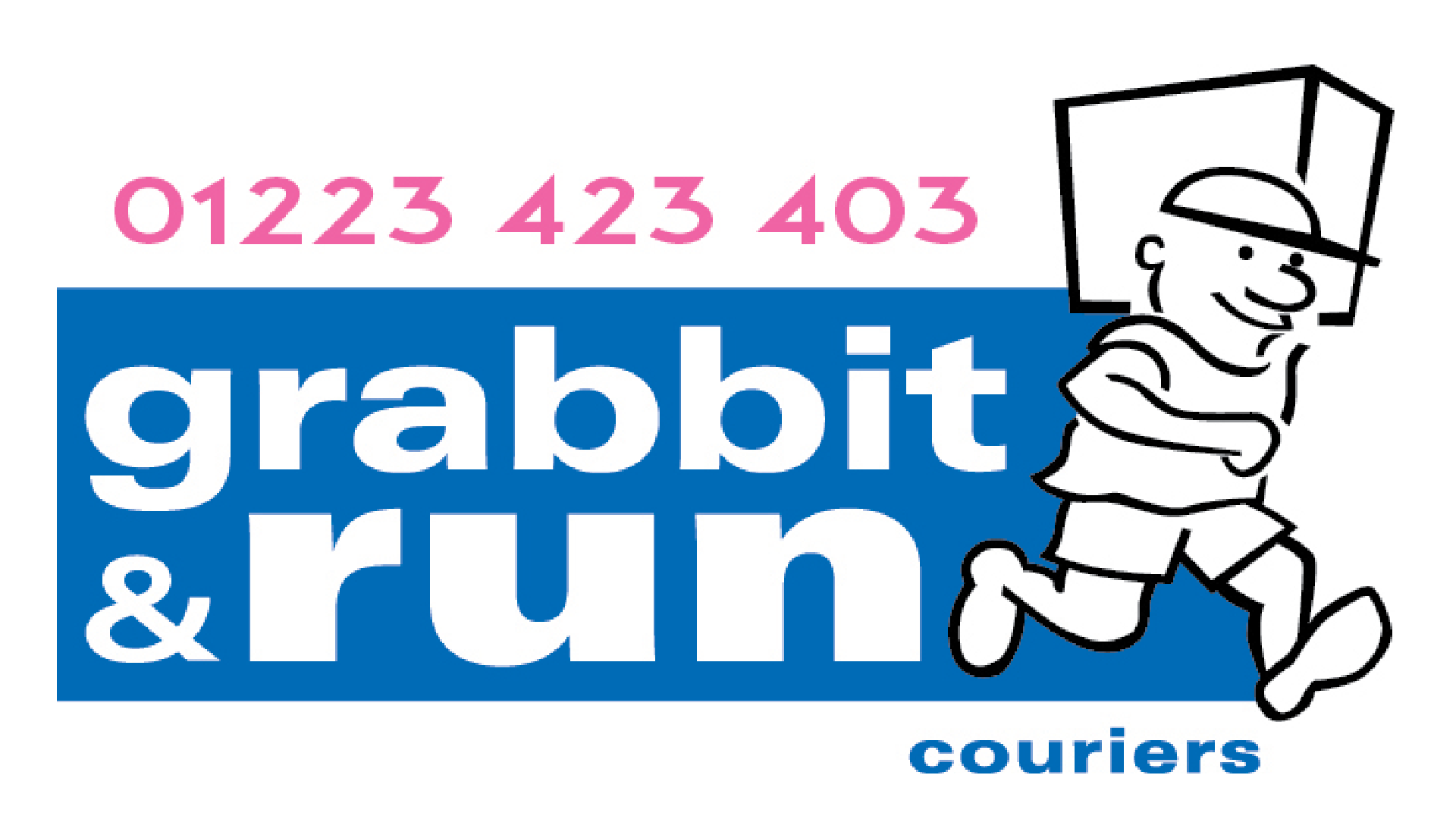 Drivers Advert 2 Grabbit and Run Couriers