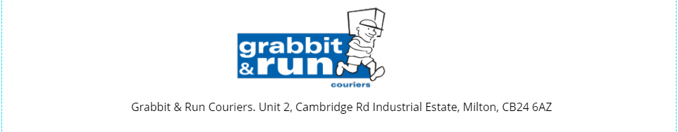 Voucher Grabbit and Run Couriers